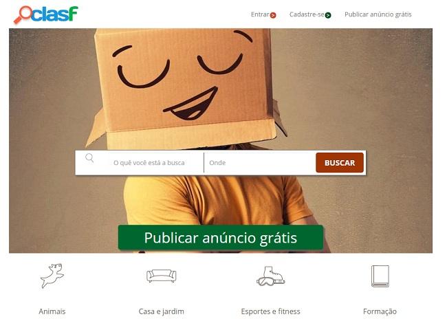 clasf site anuncio gratuito