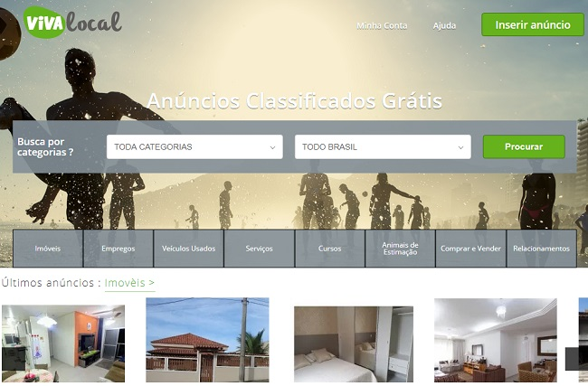 vivalocal anuncio gratuito site